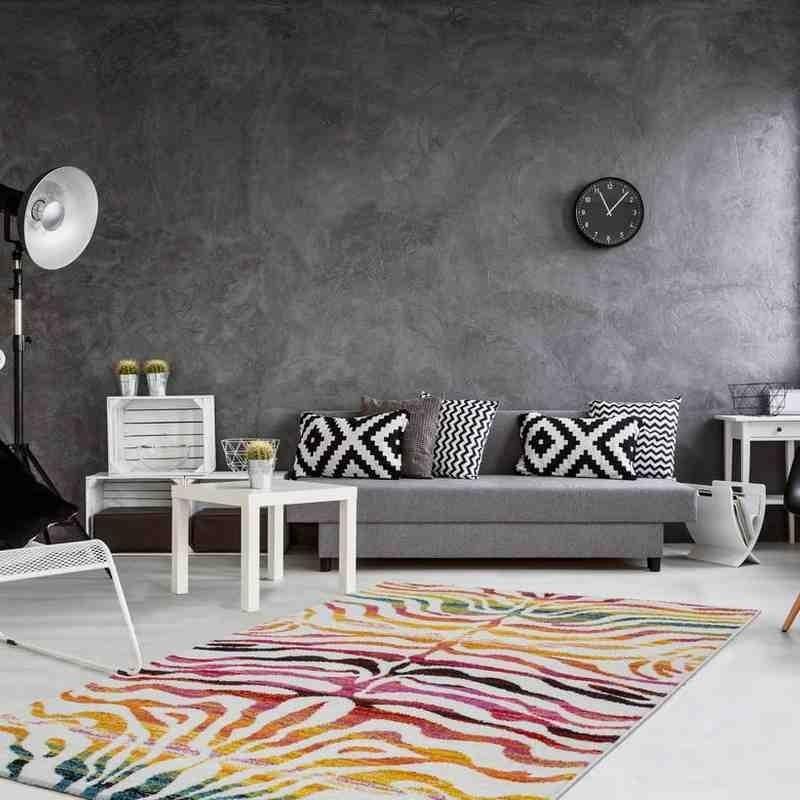 tappeto moderno fantasia hacienda 310 multi