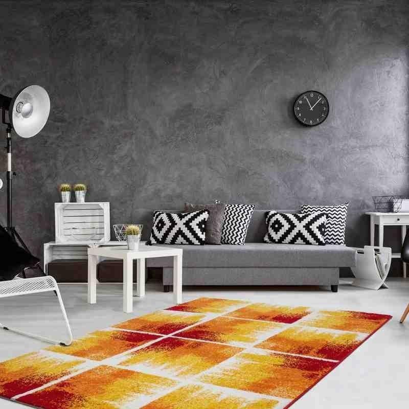 tappeto moderno fantasia hacienda 610 multi