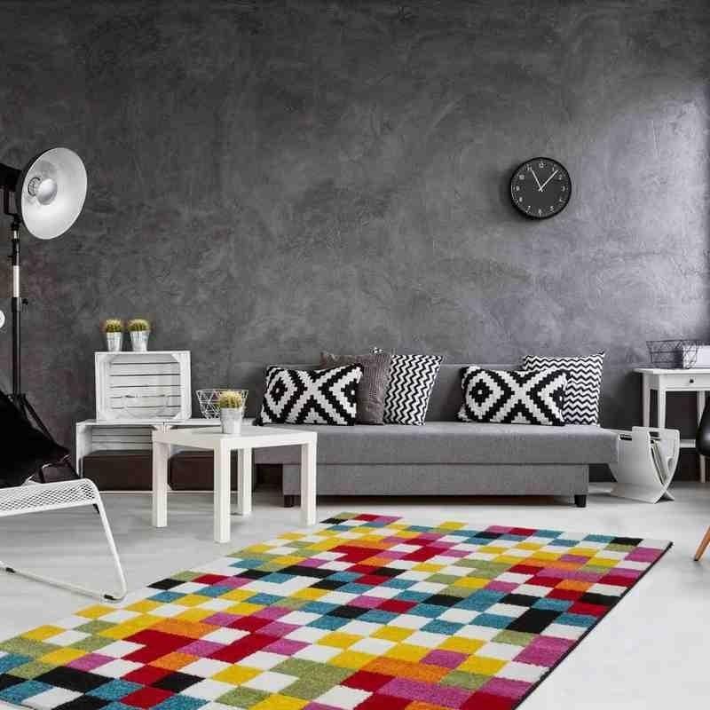 tappeto moderno fantasia hacienda 210 multi