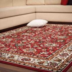 tappeto moderno classico iran shiraz rosso