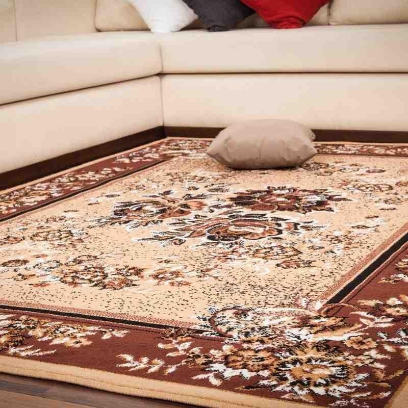 tappeto moderno classico iran arak beige