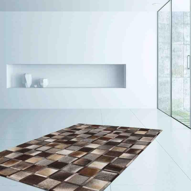 tappeto moderno tinta unita lavish 410 grigio