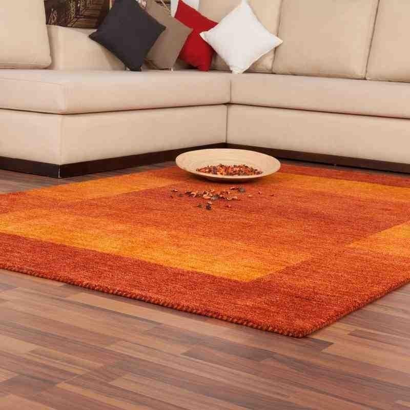 tappeto moderno geometrico new zealand wellington terra lana