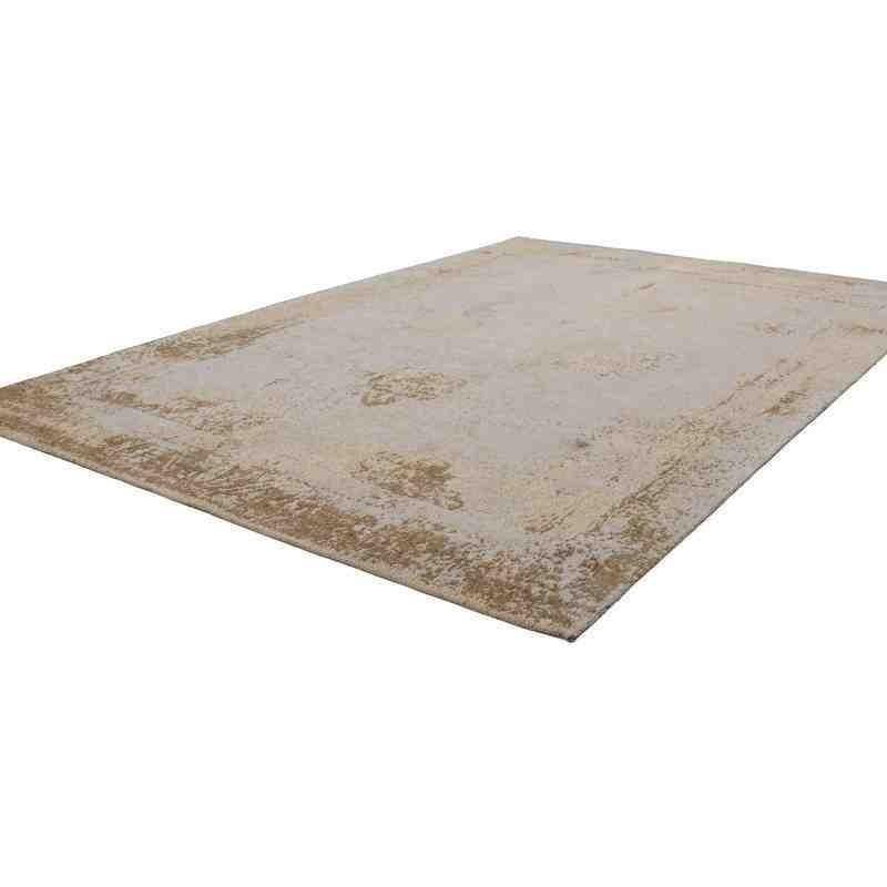 tappeto moderno vintage nostalgia 285 sabbia