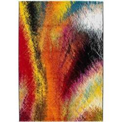 tappeto moderno fantasia thailand bangkok arcobaleno