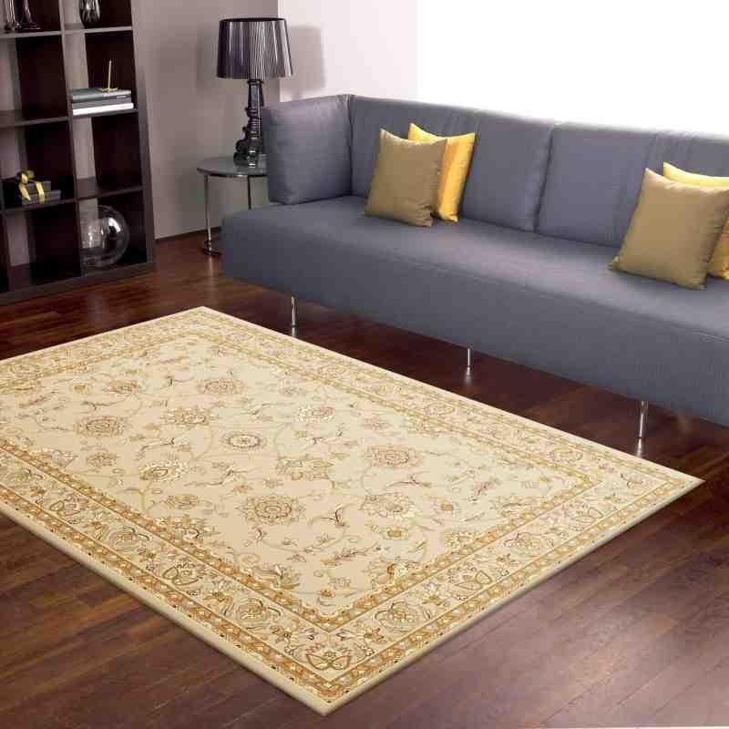 tappeto classico floreale Viscount V52 beige