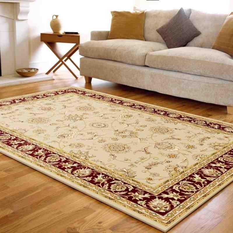 tappeto classico floreale Viscount V54 beige