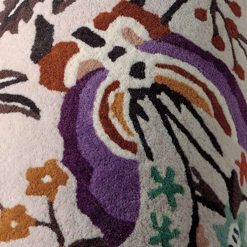 Carpet Sajama Missoni T164 cm.200x300