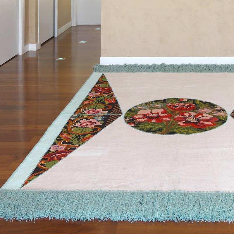 tappeto DA VINCI SITAP FLOWER TIFFANY LANA geometrico da EUR 1342