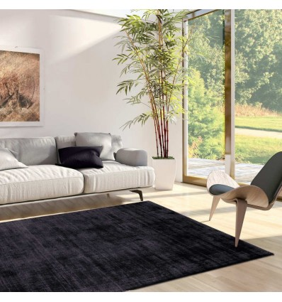 Tappeto moderno Blade Navy Asiatic Carpets