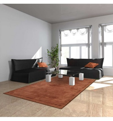 Tappeto moderno Blade Copper Asiatic Carpets