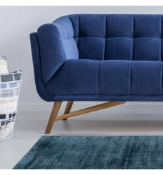 Tappeto moderno Blade Teal Asiatic Carpets