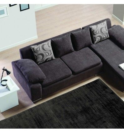 Tappeto moderno Blade Charcoal Asiatic Carpets
