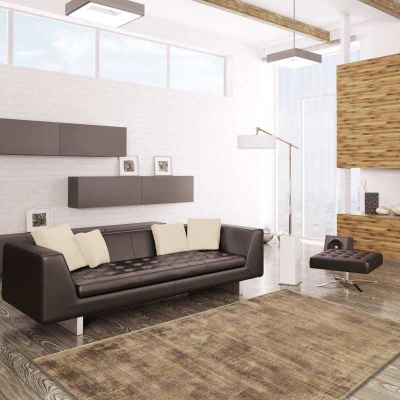 Tappeto moderno Blade Mocha Asiatic Carpets