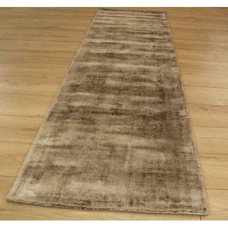 Tappeto moderno Blade Mocha Passatoia Asiatic Carpets