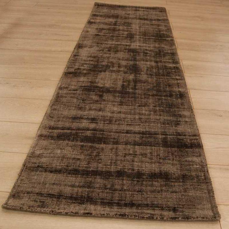 Tappeto moderno Blade Chocolate Passatoia Asiatic Carpets