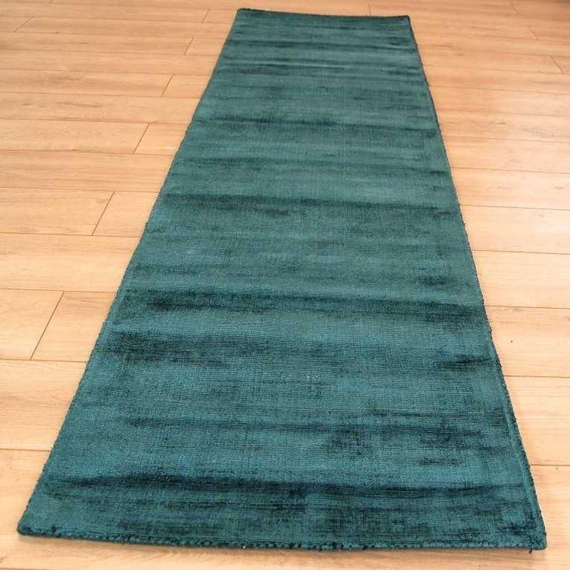 Tappeto moderno Blade Teal Passatoia Asiatic Carpets
