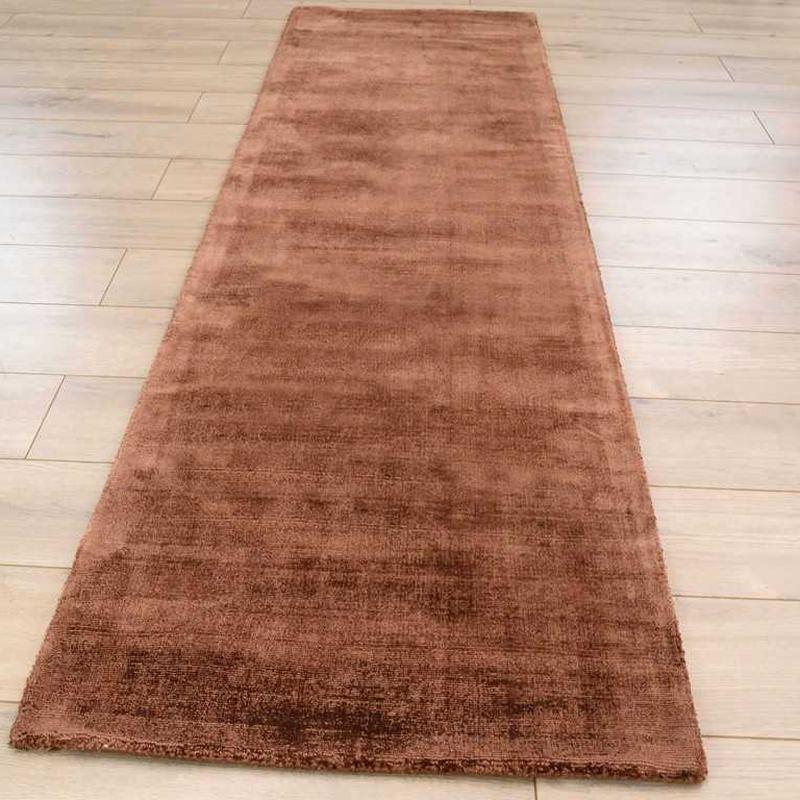 Tappeto moderno Blade Copper Passatoia Asiatic Carpets