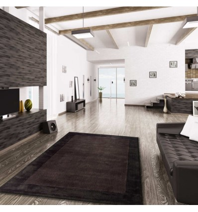 Tappeto moderno Ascot Chocolate Asiatic Carpets
