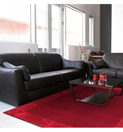 Tappeto moderno Ascot Red Asiatic Carpets