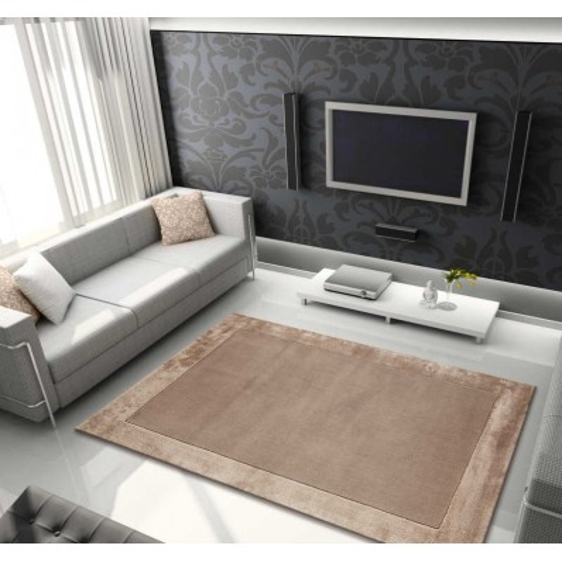 Tappeto moderno Ascot Sand Asiatic Carpets