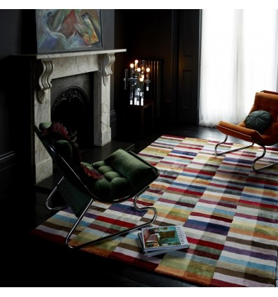 Tappeto moderno Deco Multi Asiatic Carpets