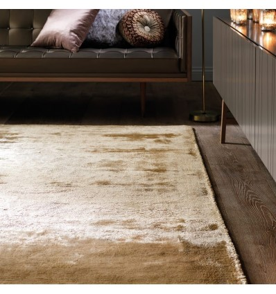 Tappeto moderno Dolce Gold Asiatic Carpets