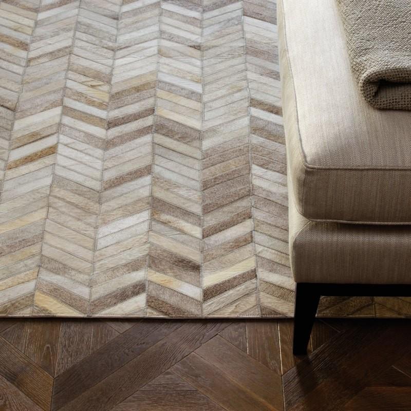 Tappeto moderno Gaucho Chevron Asiatic Carpets