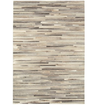 Tappeto moderno Gaucho Stripe Light Grey Asiatic Carpets