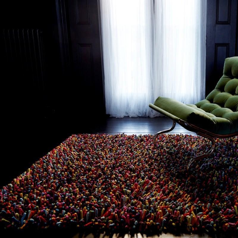 Tappeto moderno Genie Multi Asiatic Carpets