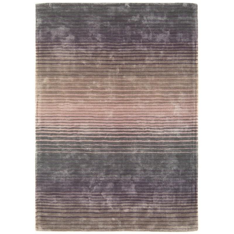 Tappeto moderno Holborn Stripe Lunar Asiatic Carpets