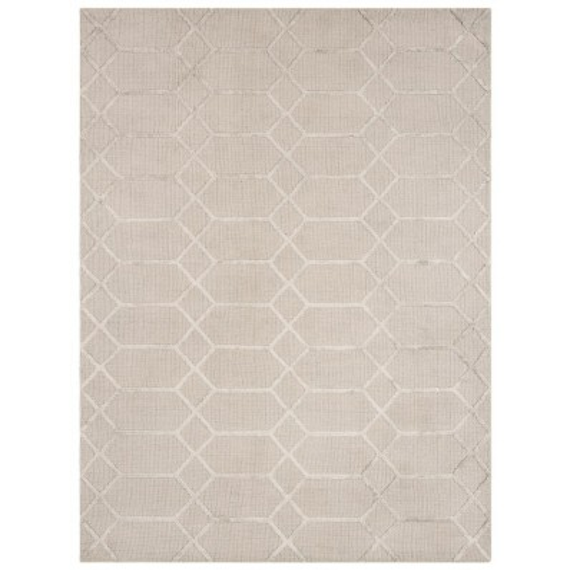 Tappeto moderno Koko Silver Asiatic Carpets