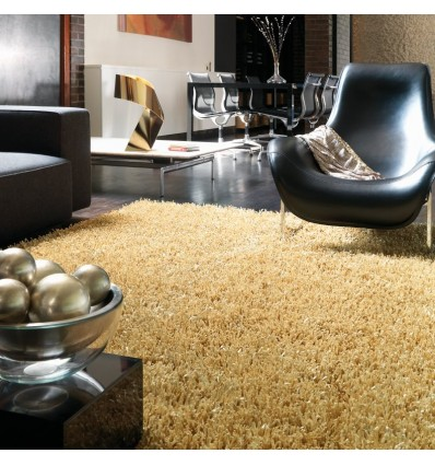 Tappeto moderno Metallica Gold  Asiatic Carpets