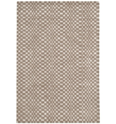 Tappeto moderno Oska Taupe Asiatic Carpets
