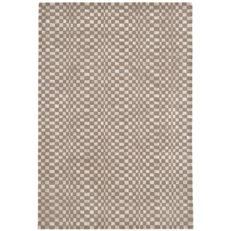 Tappeto moderno Oska Taupe Asiatic Carpets