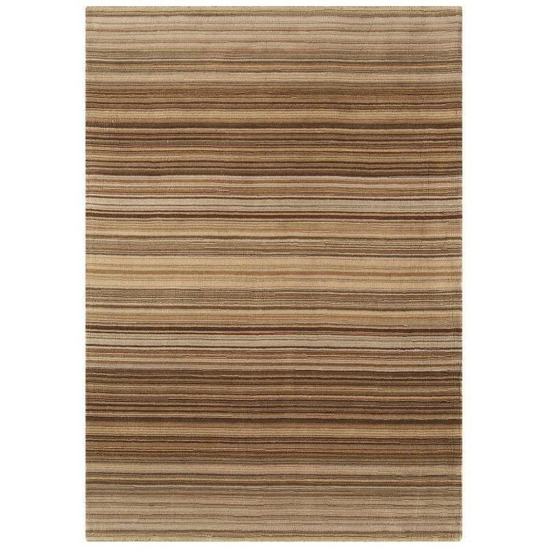 Tappeto moderno Pimlico Fine Stripe Natural Asiatic Carpets