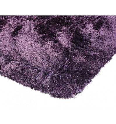 Tappeto moderno Plush Shaggy Purple  Asiatic Carpets