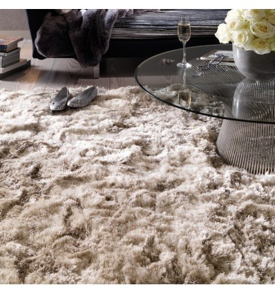 Tappeto moderno Plush Shaggy Sand Asiatic Carpets