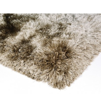 Tappeto moderno Plush Shaggy Taupe Asiatic Carpets
