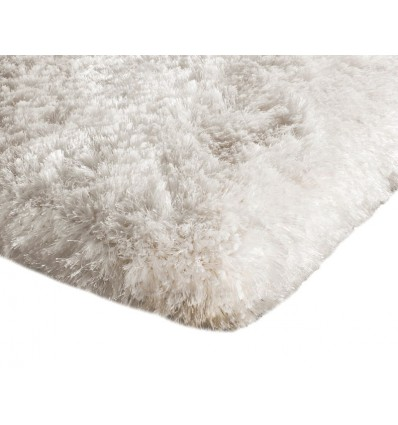 Tappeto moderno Plush Shaggy White  Asiatic Carpets