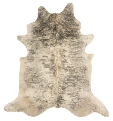 Tappeto moderno Rodeo Cowhide Exotic Dark Asiatic Carpets