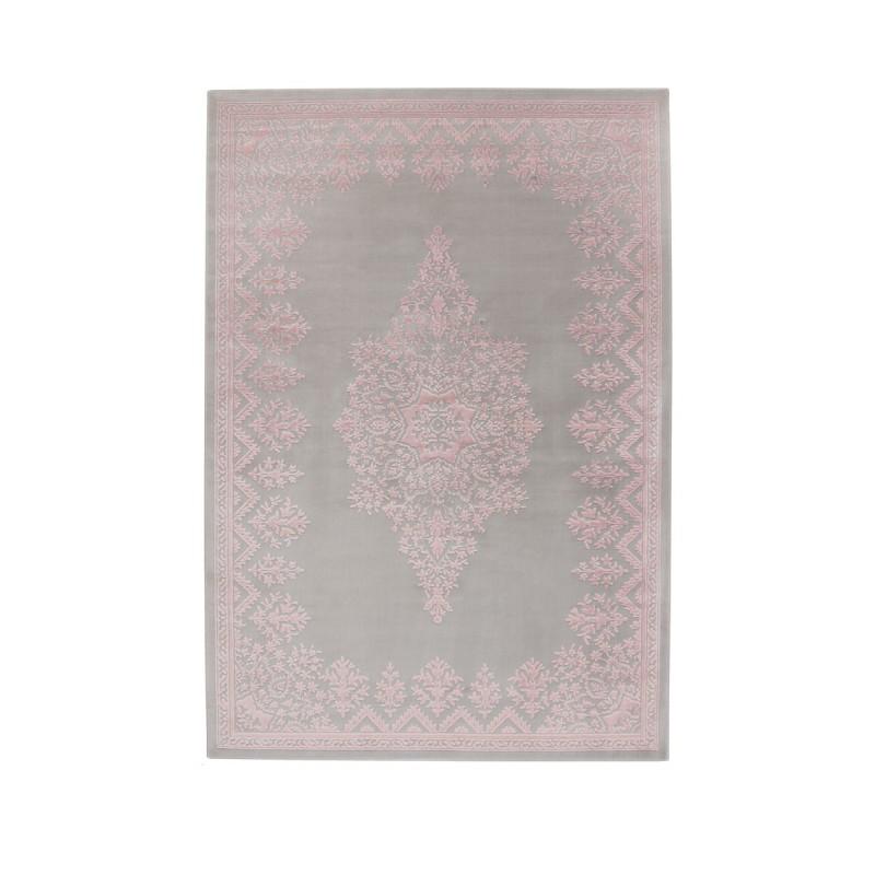 tappeto moderno Pierre Cardin Caprice Exclusive 110 argento/rosa