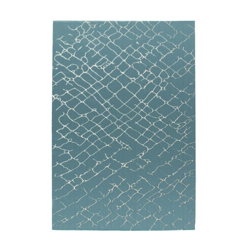 tappeto moderno Pierre Cardin Bellevie Exclusive 410 azzurro
