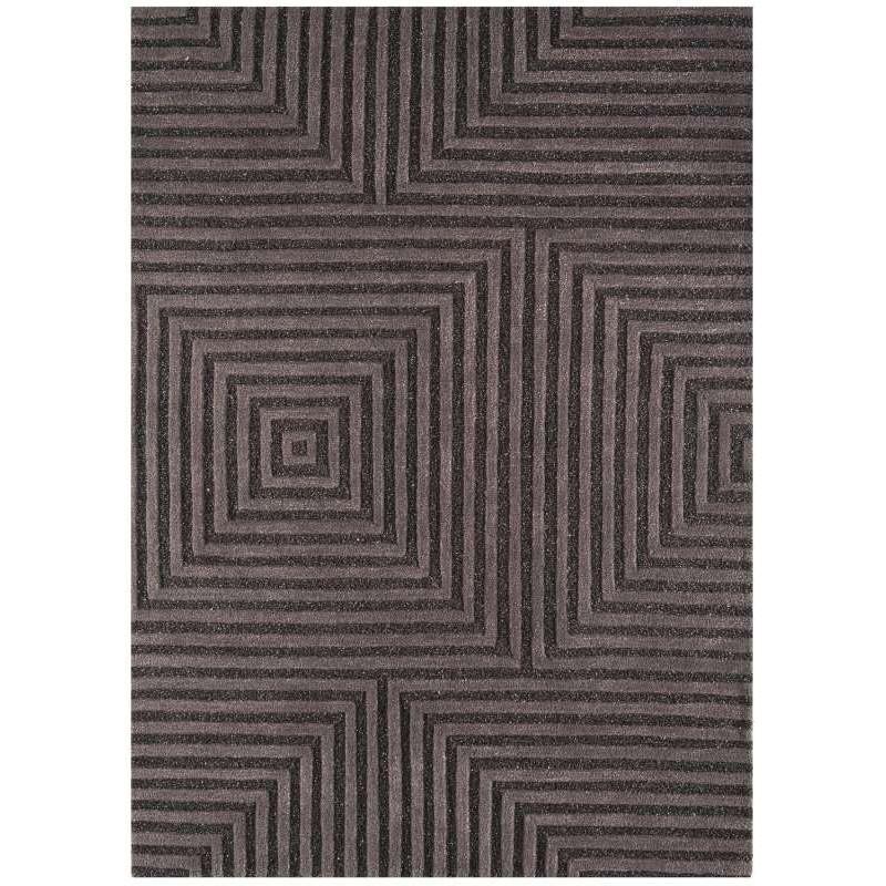 tappeto moderno Jazz choco cm.160x230