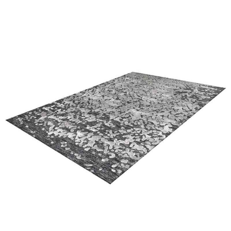 tappeto Arte Espina Damast 400 marrone naturale