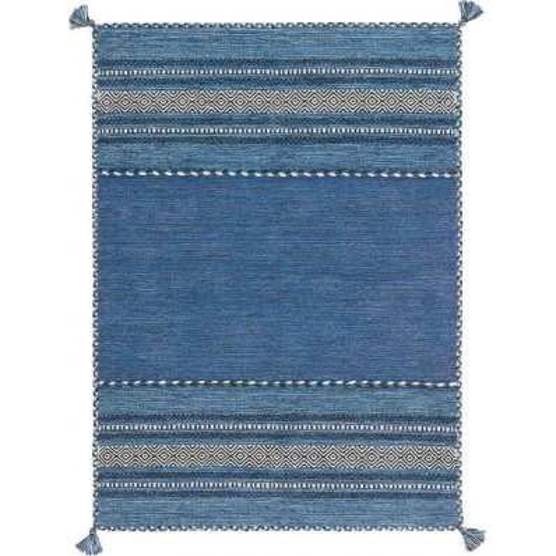 tappeto Arte Espina Navarro 2915 blu