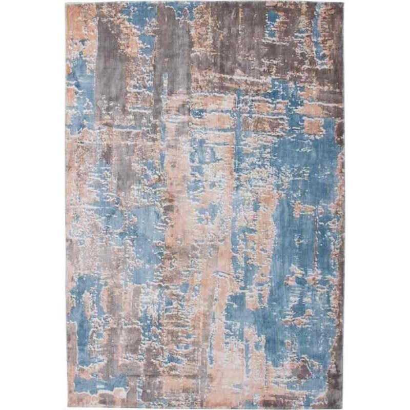 tappeto Arte Espina Ocean 300 multicolore blu
