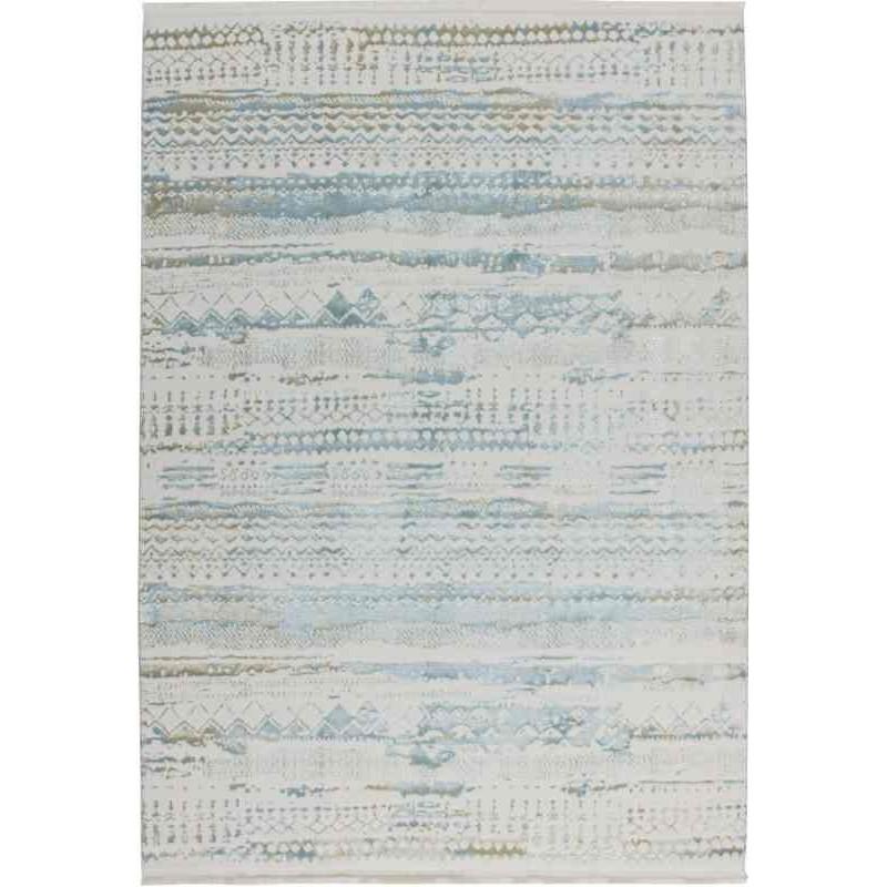 tappeto Arte Espina Queen 200 azzurro