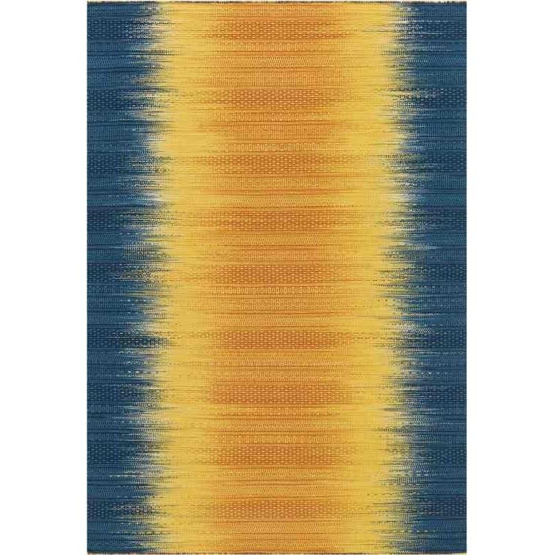 tappeto Arte Espina Sunset 8070 giallo blu