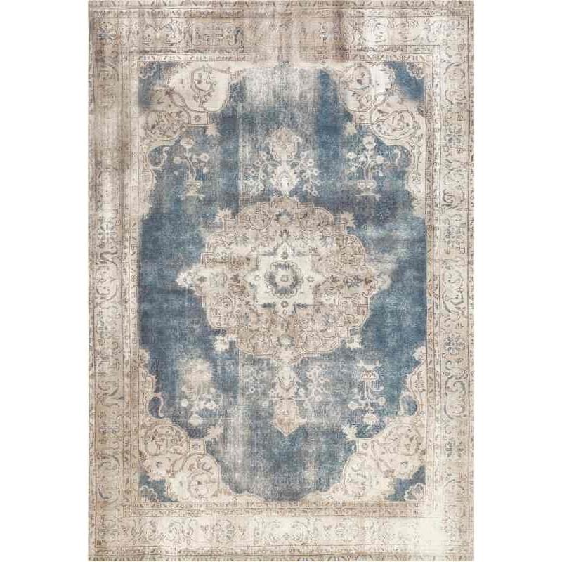 tappeto Arte Espina Vintage 8400 crema blu